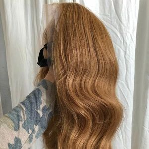 Freedom couture human hair full lace wig
